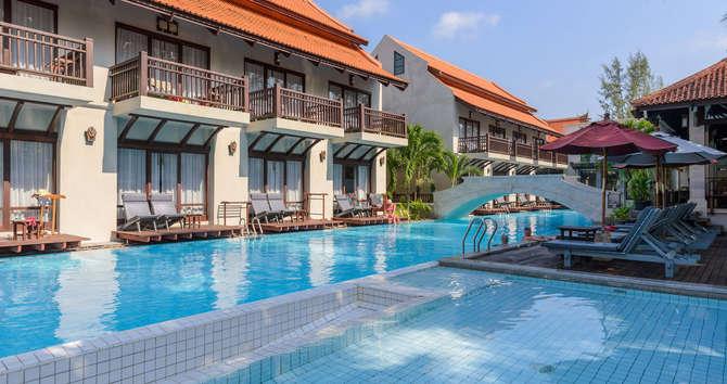 Khao Lak Oriental Resort, 6 dagen