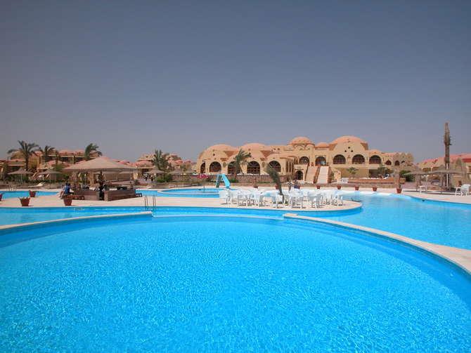 Bliss Abo Nawas Resort Marsa Alam
