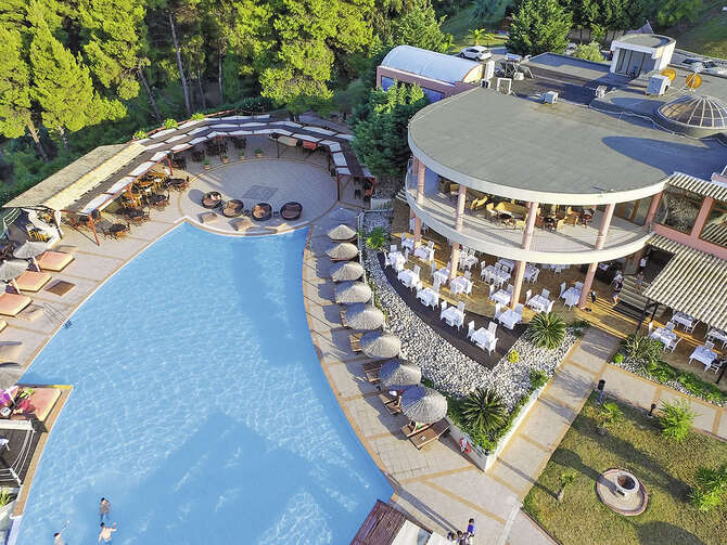 Alia Palace Luxury Hotel Pefkochori