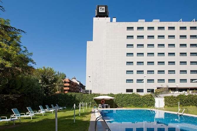 Hotel NH Madrid Ventas Madrid