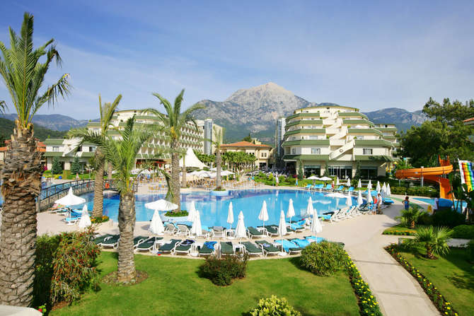 Queen's Park Tekirova Resort & Spa Kemer