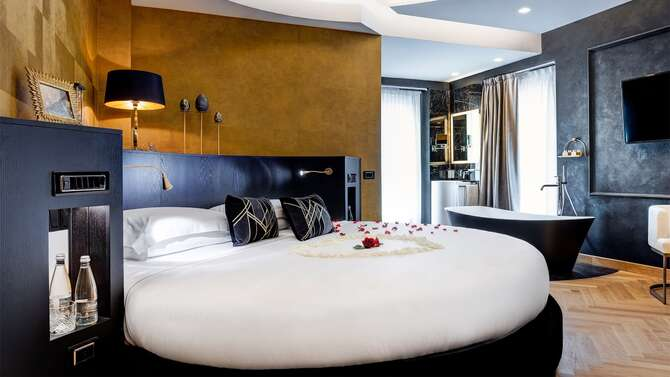 Dharma Boutique Hotel & Spa Rome