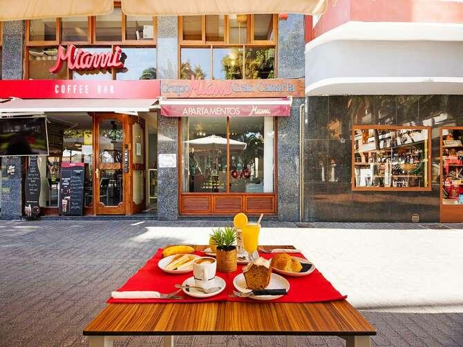 Appartementen Miami Santa Catalina Las Palmas de Gran Canaria