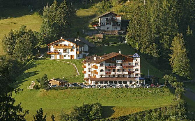 Alpenhotel Rainell Ortisei - St. Ulrich