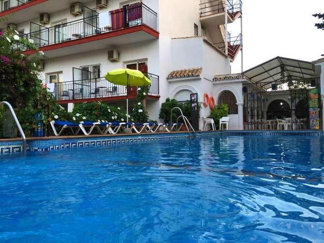 Hotel Carmen Teresa Torremolinos