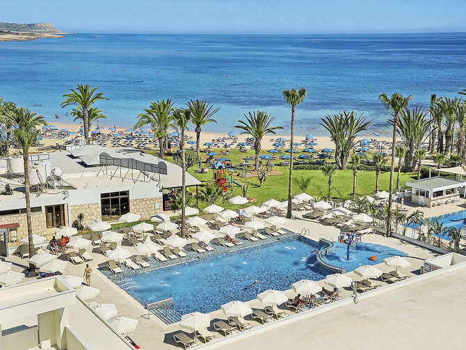 Hotel Nelia Beach Ayia Napa