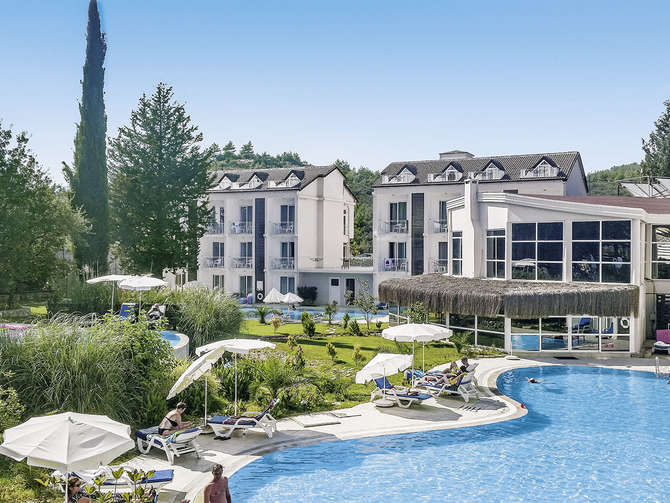 Sahra Su Holiday Village & Spa Ovacık
