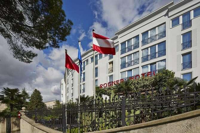 Rogner Hotel Tirana Tirana