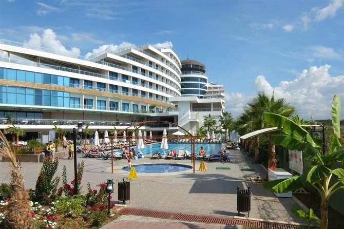 Raymar Hotels Okurcalar