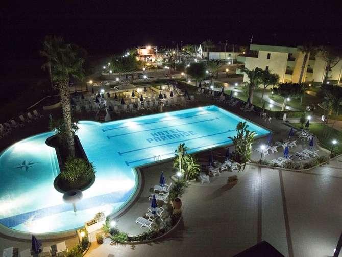Village Paradise Hotel Mandatoriccio