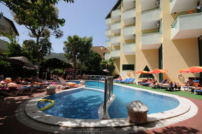 Siesta & Juniper Hotel Icmeler