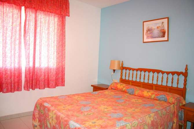 Appartementen Esmeralda Calpe