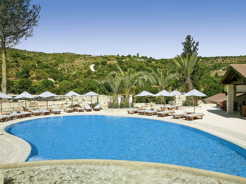 TIP vakantie Cyprus 🏝️Ayii Anargyri Spa Resort