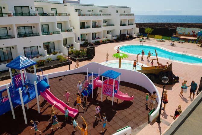 Galeon Playa Appartementen Costa Teguise