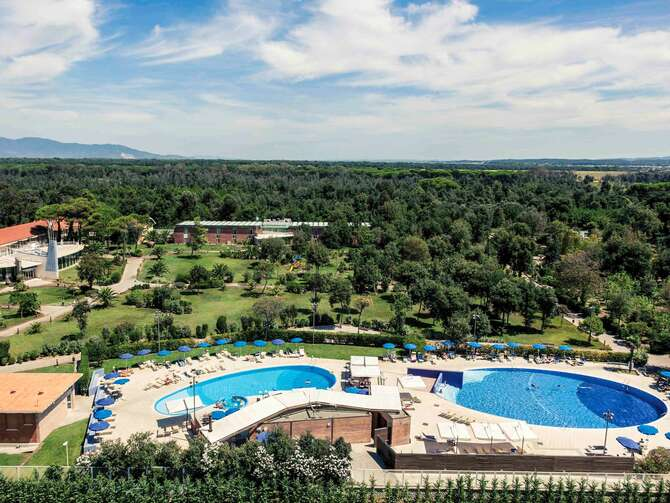 Green Park Resort Tirrenia