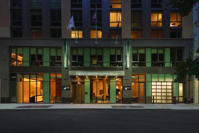 Homewood Suites by Hilton New York City