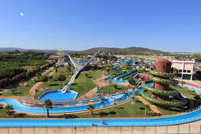Aquashow Park Hotel Quarteira