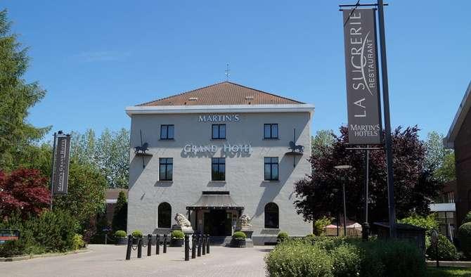 Martins Grand Hotel Waterloo