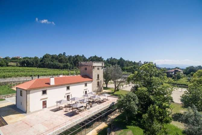 Torre de Gomariz Wine & Spa Hotel Braga