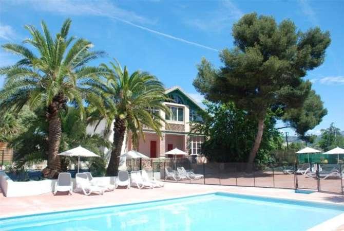 Hotel Soleil & Jardin Sanary-sur-Mer