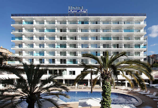 Agua Azul Hotel Benidorm