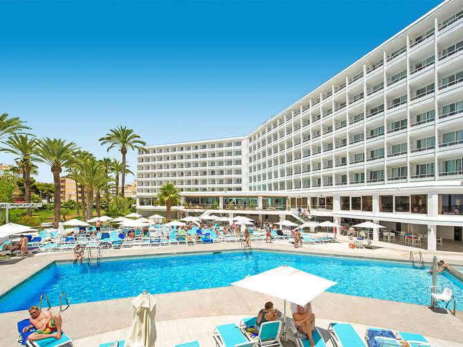 The New Algarb Playa d'en Bossa