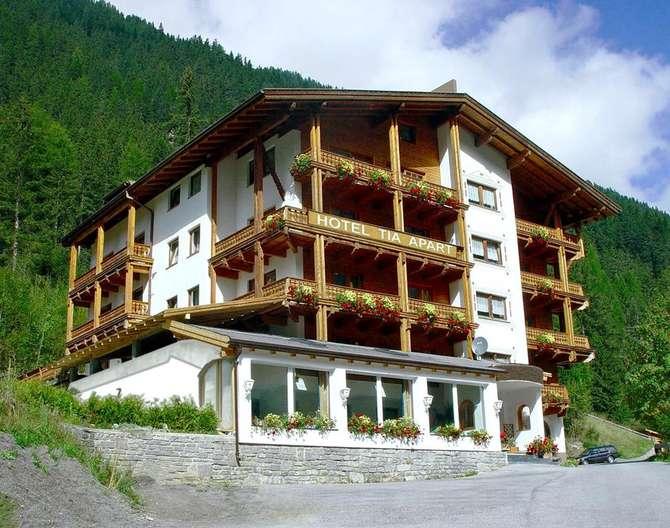 Hotel Tia Apart Feichten