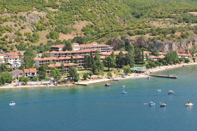 Hotel Desaret Peštani