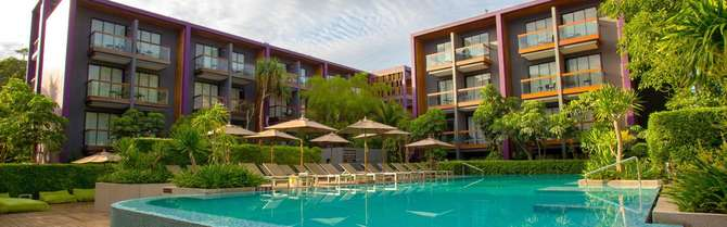 Holiday Inn Express Phuket Patong Beach Central Phuket