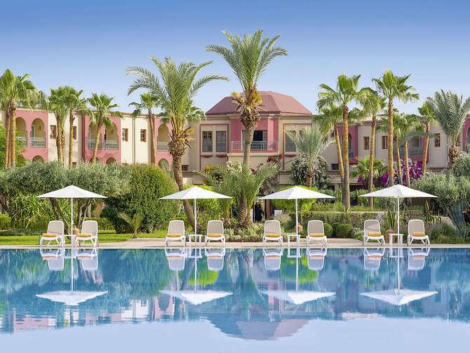 Iberostar Club Palmeraie Marrakech Douar Caïd Layadi