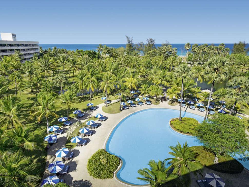 Hilton Phuket Arcadia Res