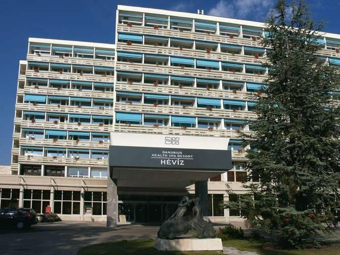 Danubius Health Spa Resort Heviz Hévíz