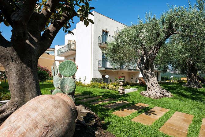 Villa Collina Giardini Naxos