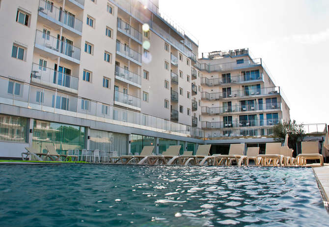 Hotel Europa Splash & Spa Malgrat de Mar