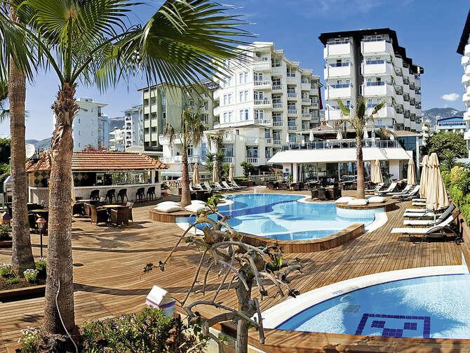Hotel Savk Alanya