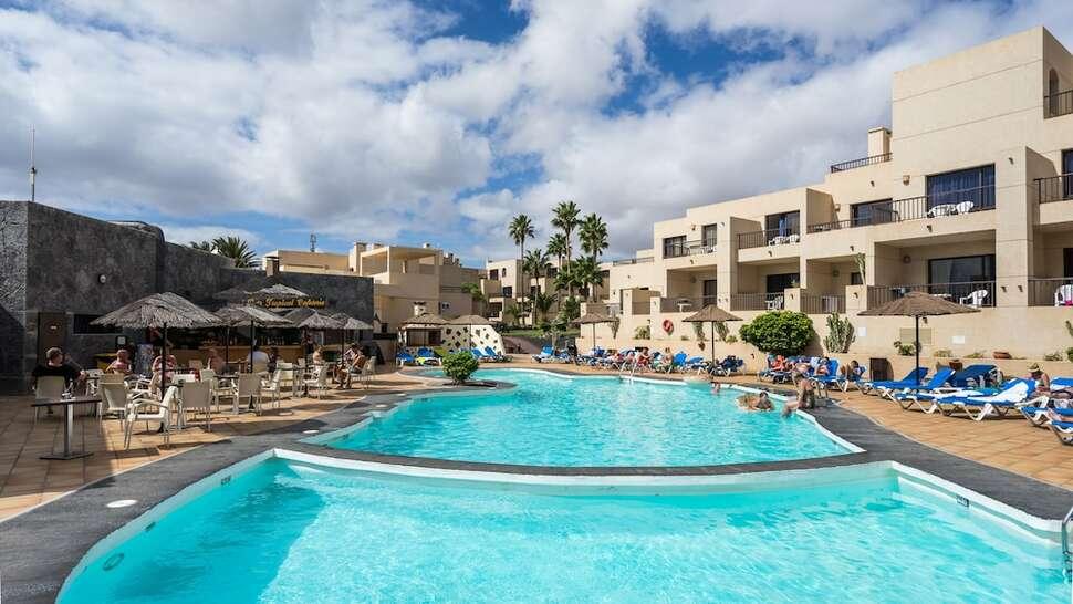 Goedkope vakantie Lanzarote 🏝️Blue Sea Costa Teguise Gardens