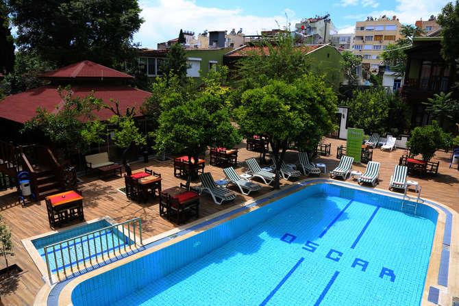 Oscar Boutique Hotel Antalya