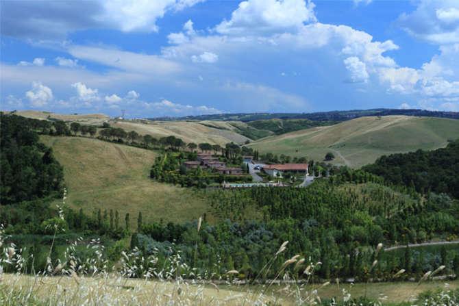 Villa I Laghi Montaione