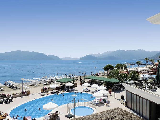 Pasa Garden Beach Hotel Marmaris