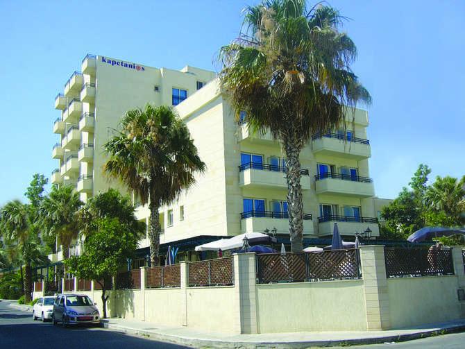 Kapetanios Limassol Hotel Limassol