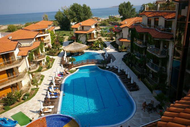 Laguna Beach Resort & Spa Sozopol