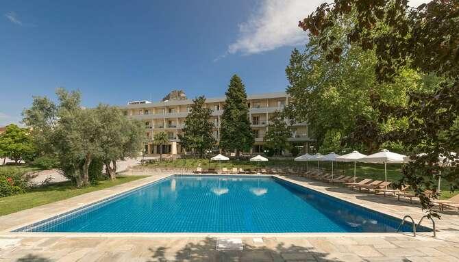 Divani Meteora Hotel Kalampáka