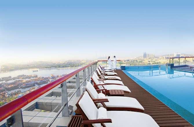 Hilton Dubai Creek Dubai
