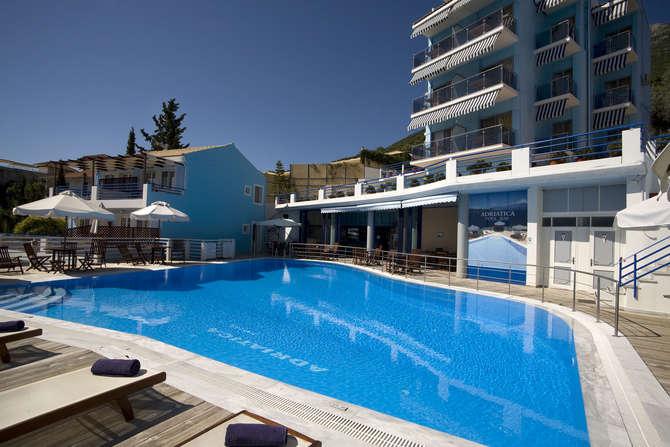 Adriatica Appartementen Nikiána