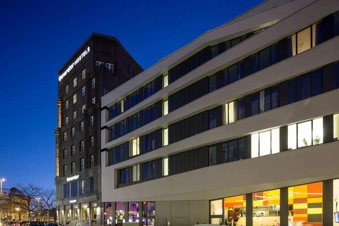 Generator Hostel Hamburg Hamburg