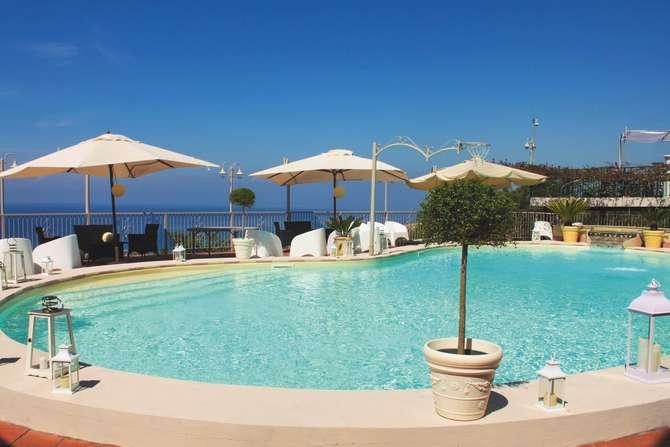 Hotel Orizzonte Blu Tropea