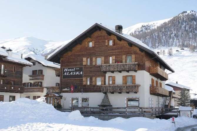 Hotel Alaska Livigno