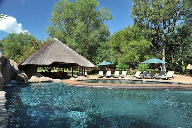 Shiduli Private Game Lodge Karongwe Private Game Reserve
