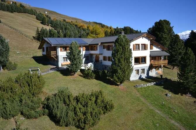 Hotel Randolins Saint Moritz