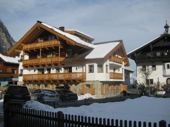Appartementen Neuhaus Mayrhofen